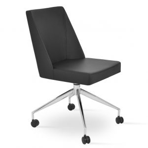 Prisma Spider Swivel Chair with Caster by sohoConcept