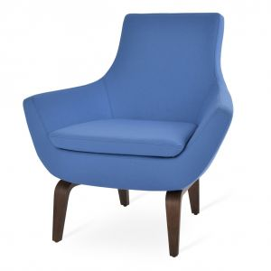 Rebecca Plywood Armchair by sohoConcept