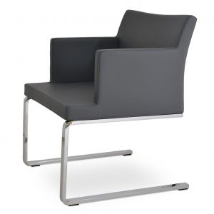 Soho Flat Lounge Armchair by sohoConcept
