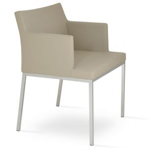 Soho Metal Armchair by sohoConcept