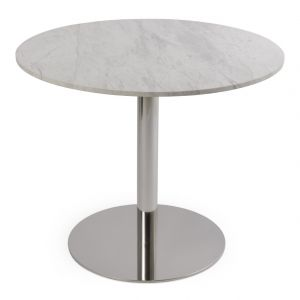 Tango Marble Top Dining Table by sohoConcept