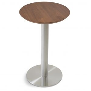 Tango Wood Top Bar Table by sohoConcept