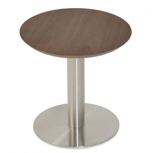 Tango Wood Top End Table by sohoConcept