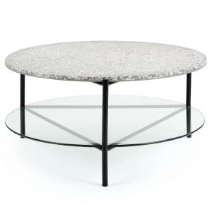 Terrazzo Coffee Table by M.A.D.