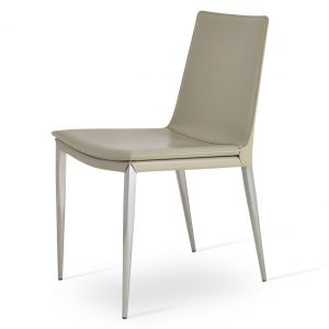 Tiffany Metal Chair by sohoConcept