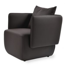 Toronto Lounge Armchair by sohoConcept