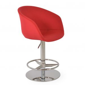 Tribeca Arm Piston Swivel Stool by sohoConcept