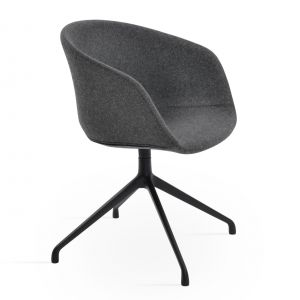 Tribeca Spider Swivel Armchair by sohoConcept