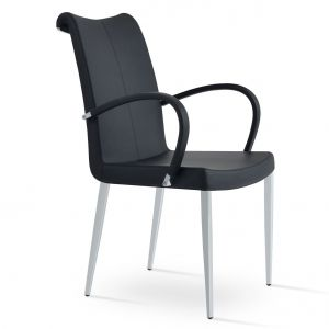 Tulip Metal Armchair by sohoConcept