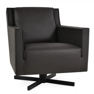 Washington Lounge 4 Star Swivel Armchair by sohoConcept