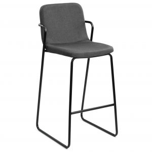 Zag Bar Stool by M.A.D.