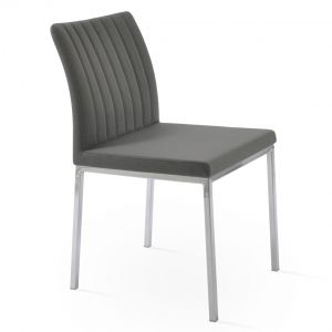 Zeyno Metal Dining Chair by sohoConcept
