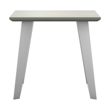 Amsterdam Side Table - White Sand Concrete
