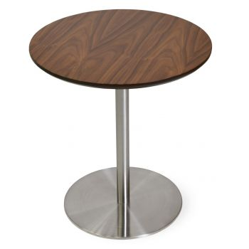 Ares Wood Top End Table by sohoConcept