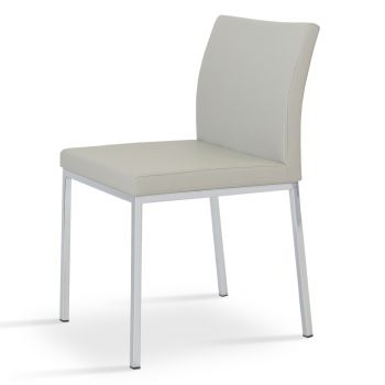 Aria Metal Dining Chair by sohoConcept
