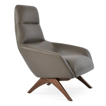 Barcelona Lounge Armchair by sohoConcept