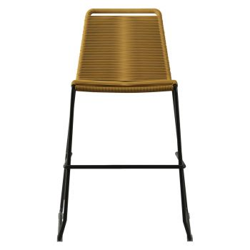 Barclay Counter Stool - Curry Yellow Cord