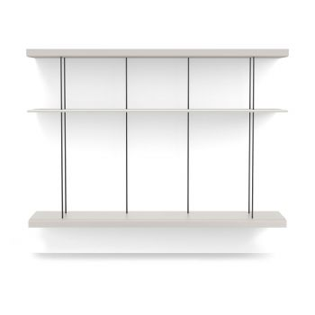Bayard Bookshelf XL - Chateau Gray