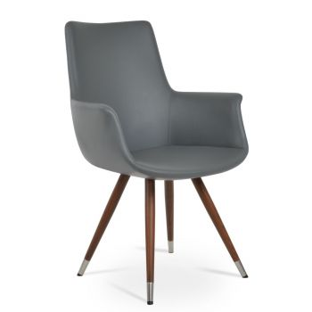Bottega Star High Back Armchair by sohoConcept
