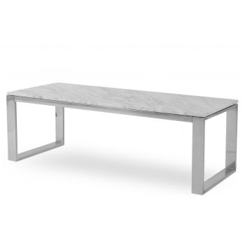 Calvin Marble Top Condo Coffee Table by sohoConcept