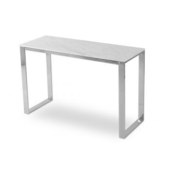 Calvin Marble Top Console Sofa Table by sohoConcept