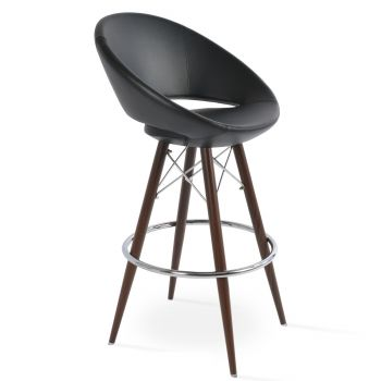 Crescent MW Stool by sohoConcept