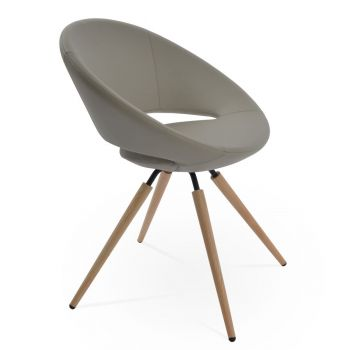 Crescent Star X Chair by sohoConcept