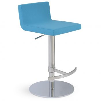 Dallas Piston Swivel Stool by sohoConcept