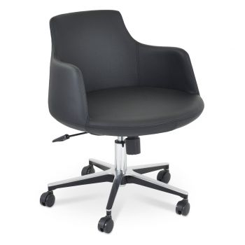Dervish Office Armchair by sohoConcept