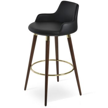 Martini DR Wood Stool by sohoConcept