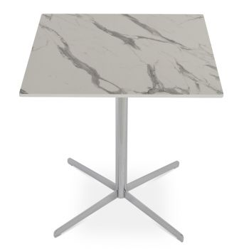 Diana Compact Laminate Dining Table by sohoConcept