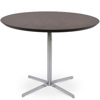 Diana Wood Top Dining Table by sohoConcept