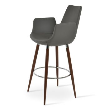 Eiffel Arm Ana Stool by sohoConcept