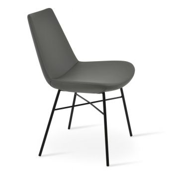 Eiffel Cross Chair by sohoConcept