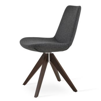 Eiffel Pyramid Swivel Chair by sohoConcept