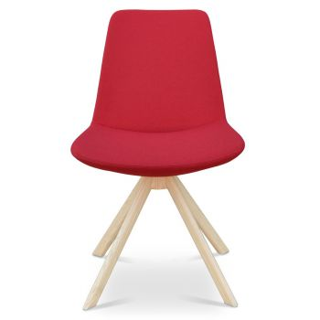 Eiffel Sword Swivel Chair by sohoConcept