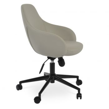Gazel Office Armchair by sohoConcept