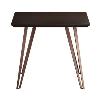 Grand Side Table - Espresso
