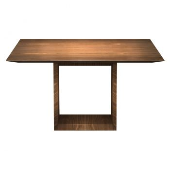 Greenwich 55in. Dining Table - Walnut