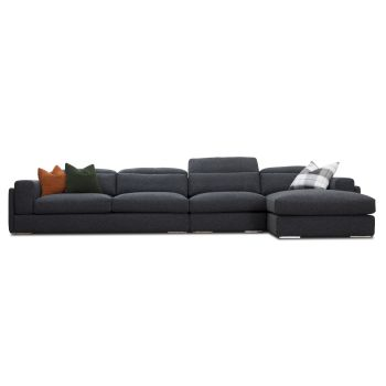 Hollywood Large Sectional Sofa by sohoConcept