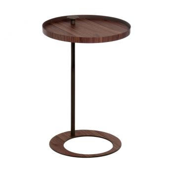Horatio Side Table - Walnut