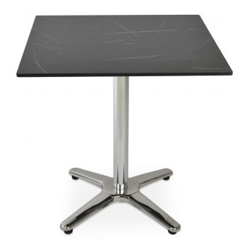 Lamer Compact Laminate Dining Table by sohoConcept