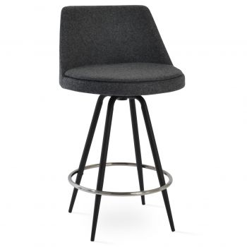 Martini Max Swivel Stool by sohoConcept