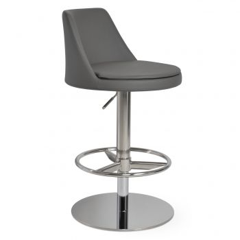 Martini Piston Swivel Stool by sohoConcept