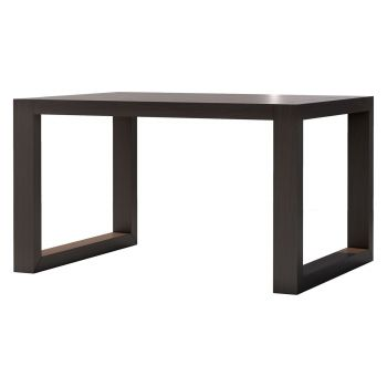 Parson Outdoor Accent Table - Dark Eucalyptus