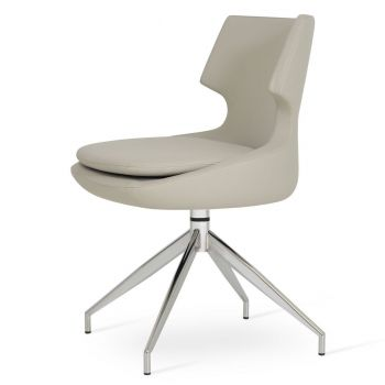 Patara Spider Swivel Chair by sohoConcept