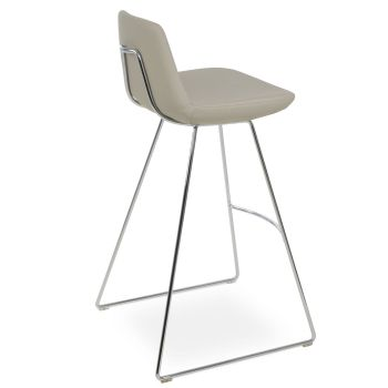 Pera Wire Handle Back Stool by sohoConcept