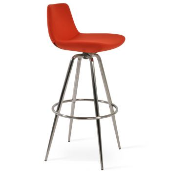 Pera Max Swivel Stool by sohoConcept