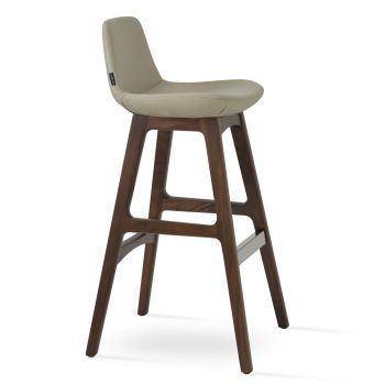 Pera Wood Stool by sohoConcept