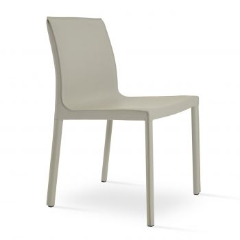 Polo Full Upholstered Chair by sohoConcept